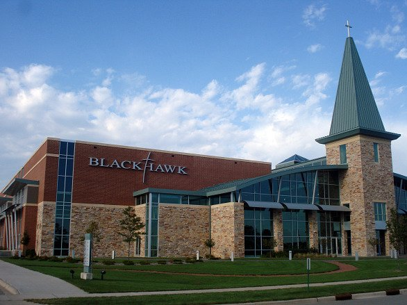 Madison Believers Blackhawk Church Combines Hip