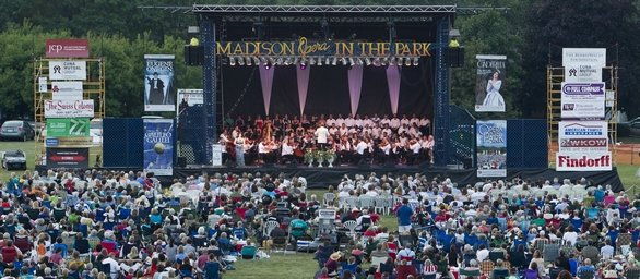 Opera In Park Saturday Night Barcarolle >> Singers Sample Upcoming Roles At Opera In The Park 2012 With Madison