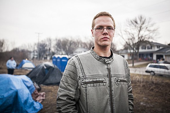 Dregs Of Winter In Madison >> A Place Called Occupy Madison The Homeless Community Plans Its