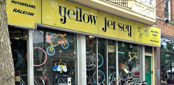 Yellow Jersey bicycle shop, a State Street mainstay, to move to ...