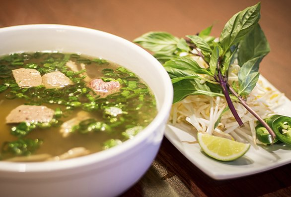 Vietnamese, American-style: Viet Bistro sticks with pho and curry dishes