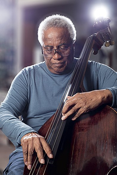 Richard Davis The Face Of The Bass Isthmus Madison