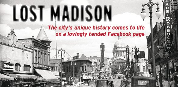 To See Capitol Towering Above Isthmus >> Lost Madison Isthmus Madison Wisconsin