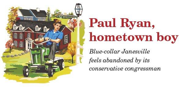 Paul Ryan, hometown boy - Isthmus | Madison, Wisconsin