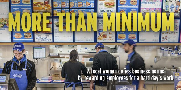 Paying More Than The Minimum Wage Isthmus Madison Wisconsin