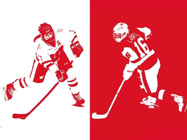 Sports-UWHockey-TurnbullBlayreLaBateJoseph02192015.jpg