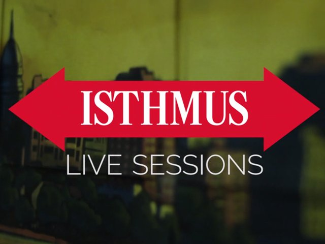 Isthmus Live Sessions Logo
