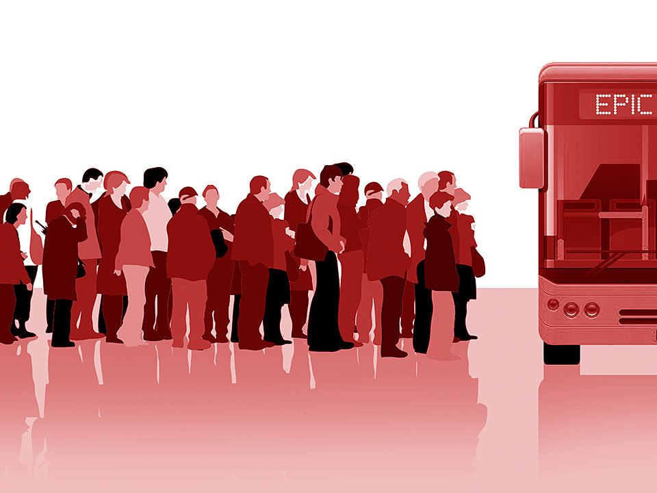 Standing Room Only On The Epic Bus Isthmus Madison