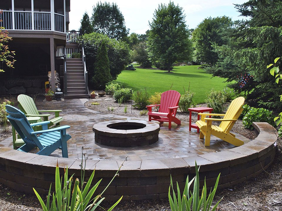 Fireplace Design madison fireplace and patio : Playing with fire - Isthmus | Madison, Wisconsin