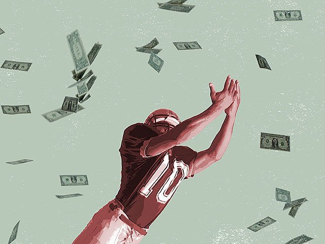 paying college athletes debate There has been a large debate on whether college athletes should get paid in  my opinion, i think they shouldn't for many reasons some of.