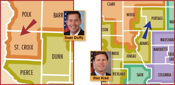 Republican Rep. Sean Duffy's 'Winnesota'