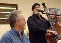John Widdicombe & Stan Godfriaux
