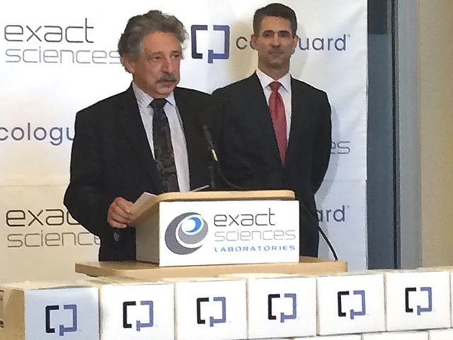 News-ExactSciences-SoglinPaul-crAllisonGeyer-11022015.jpg