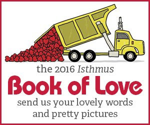 Isthmus Book of Love 2016