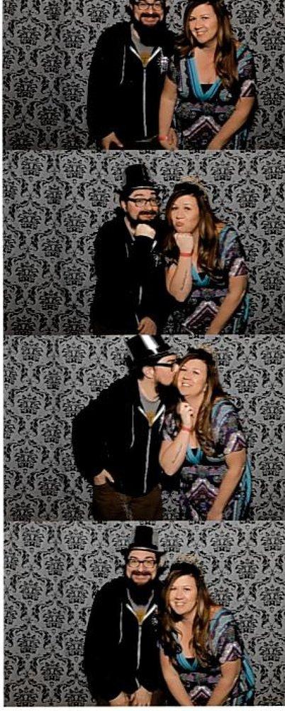 Damon och Bonnie dating fantom