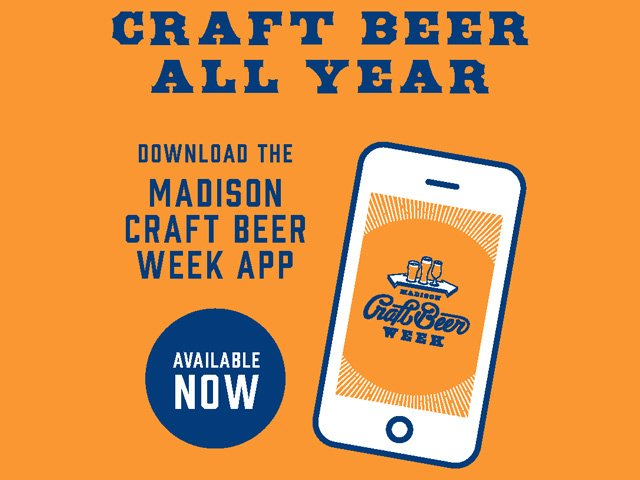 Madison Craft Beer Week  App