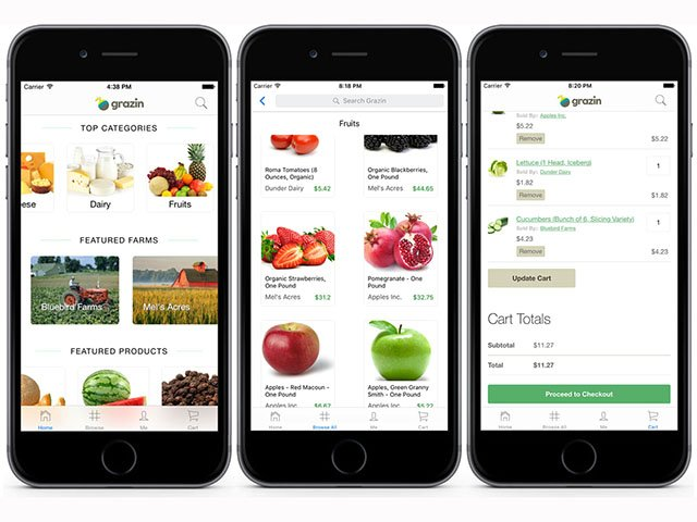 App To Table Isthmus Madison Wisconsin - Farm to table app