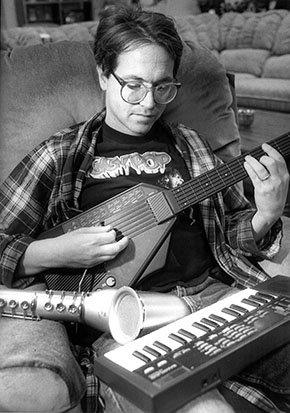 Tom Laskin, 1989