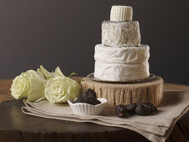 Charming Food Cheese Wedding Cakes CrToddMaughan 0630201