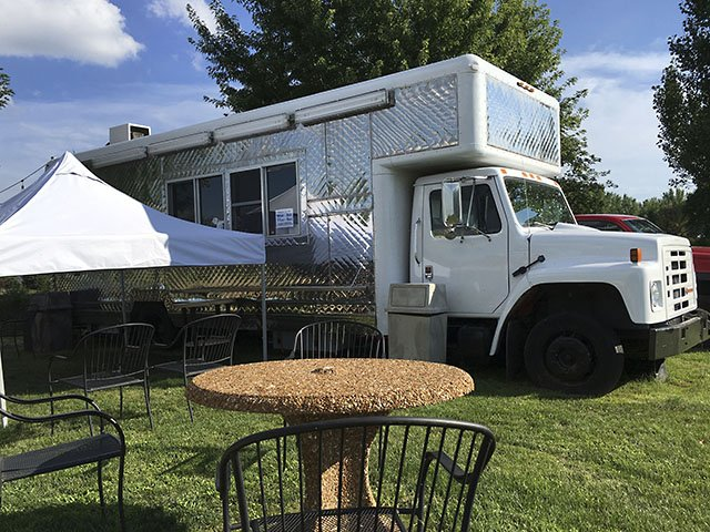 Coopers Tavern Food Truck