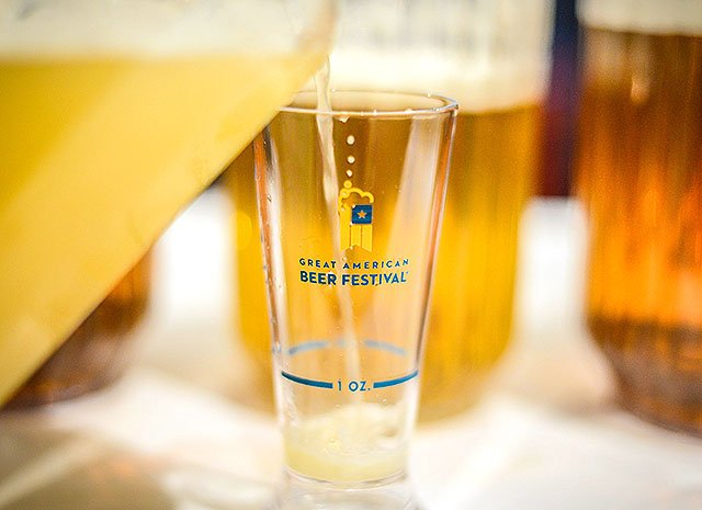 A Weekend At The Great American Beer Festival Isthmus