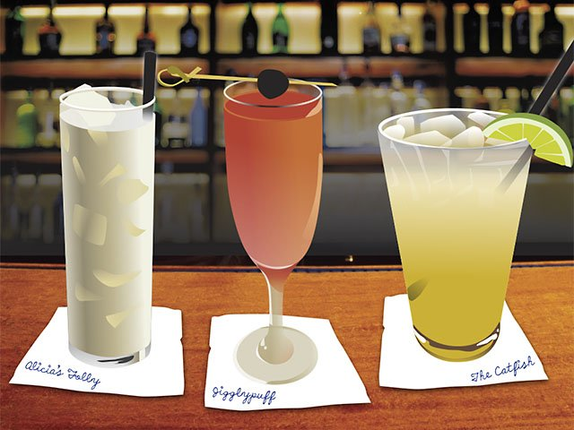 Four top spots for nonalcoholic cocktails