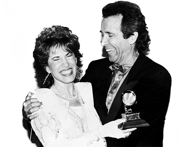 Herb Alpert And Lani Hall Just Want You To Be Happy