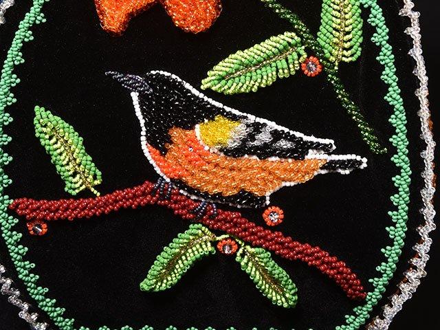 Art-WescottGauthierSandra-beads-my-backyard-birds-vase-10202016.jpg