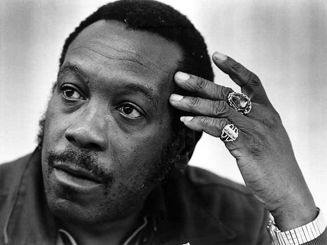 Clyde Stubblefield, November 1983