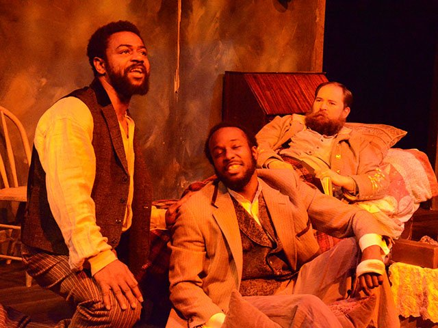 "Madison Theater Guild's ""The Whipping Man"""