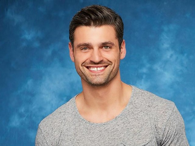 Chiseled Hometown Face Shows Up On The Bachelorette