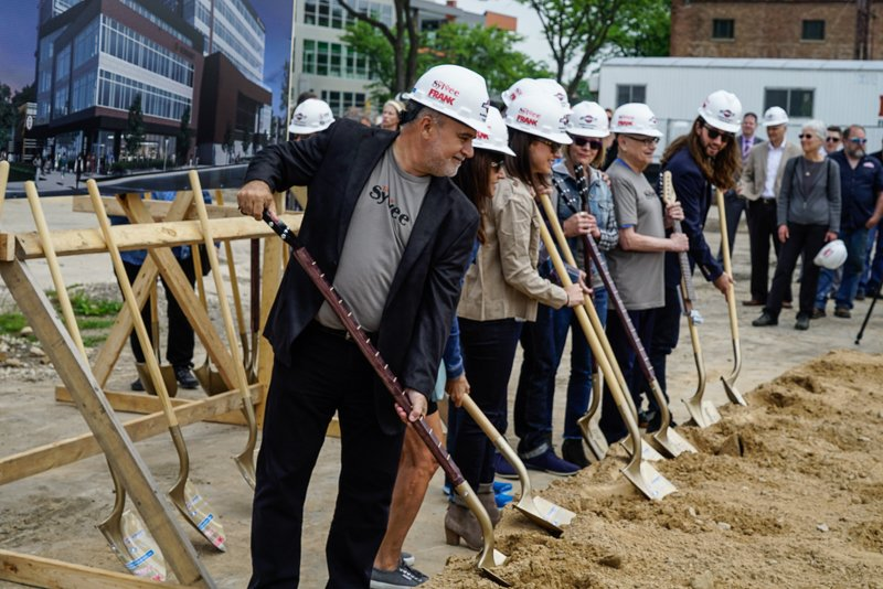 Photos The Sylvee Groundbreaking Isthmus Madison