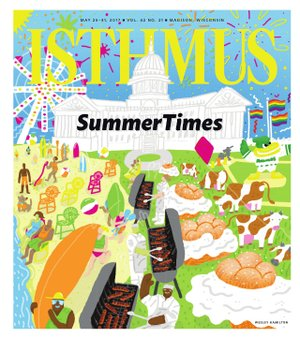 Summertimes Cover 2017