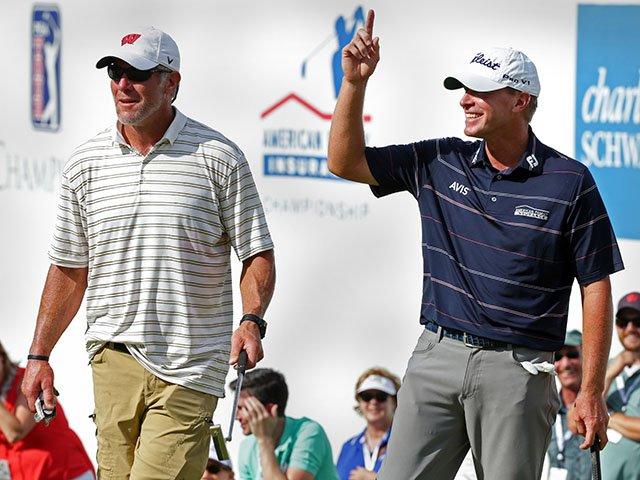 Sports-AmFamChamp-Brett Favre-SteveStricker-crAmericanFamilyInsurance-06152017.jpg