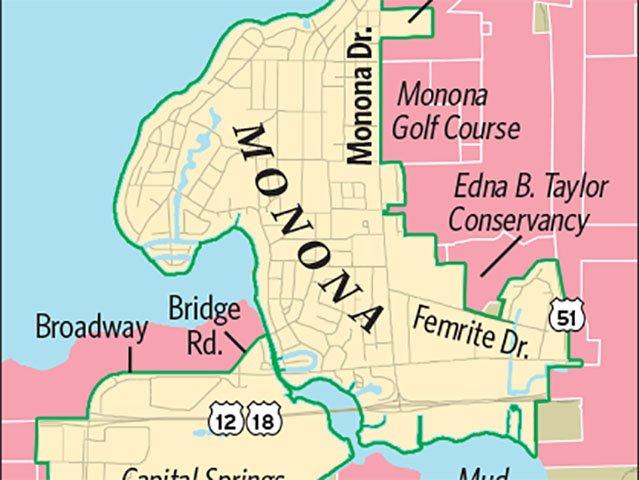 Not In Monona Isthmus Madison Wisconsin