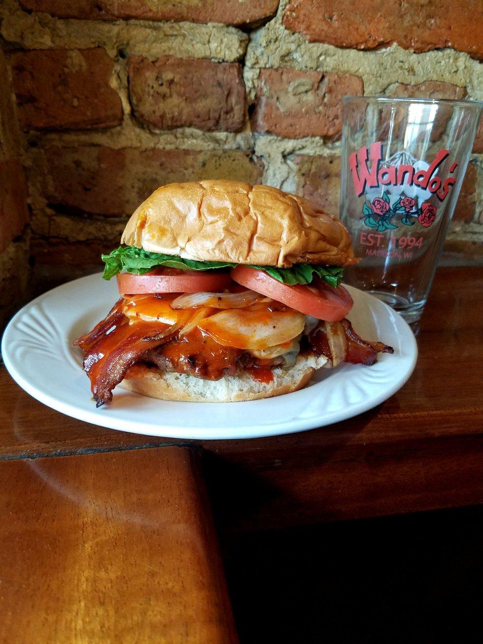 Madison Burger Week 2017 Burger Lineup Isthmus Madison