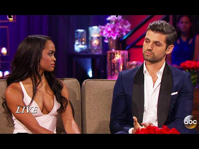 'Bachelorette' Rachel on choosing Bryan