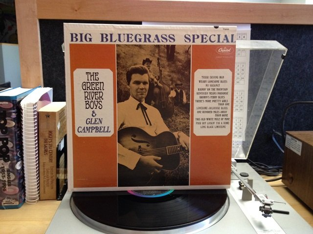 Vinyl Cave Quot Big Bluegrass Special Quot By The Green River