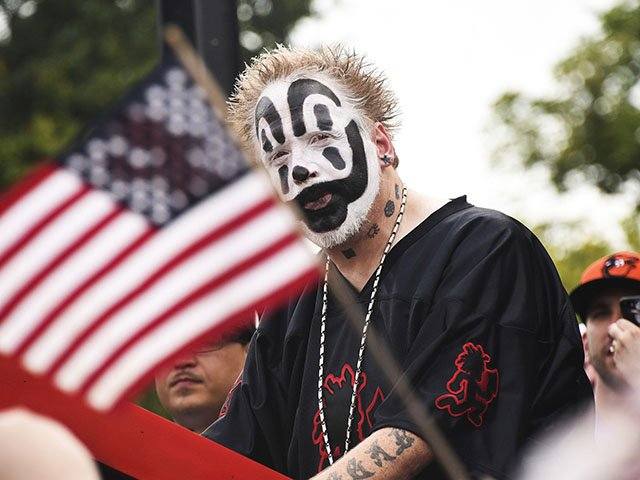Insane Clown Posse co-founder Violent J speaks to the Juggalos a