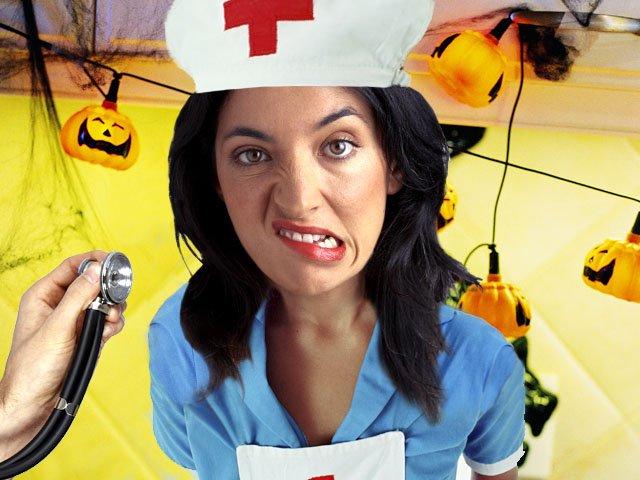 TellAll-Nurse-costume-10302017.jpg  sc 1 st  Isthmus & Tell All: Boyfriend makes me dress sexy on Halloween - Isthmus ...