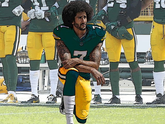 the latest 26459 2c327 Packers should try Kaepernick - Isthmus | Madison, Wisconsin