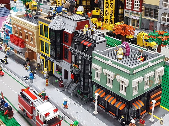 Inside The World Of Adult Lego Hobbyists Isthmus