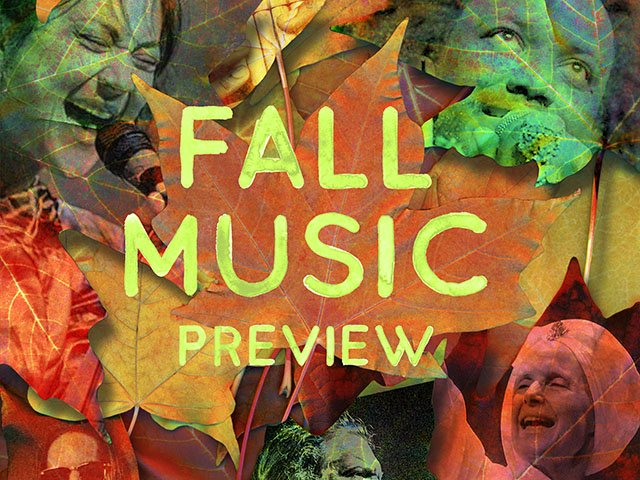 Kudos To Isthmus >> Fall Music Preview Isthmus Madison Wisconsin