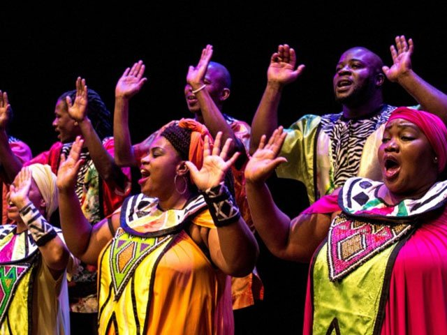 Soweto Gospel Choir Isthmus Madison Wisconsin