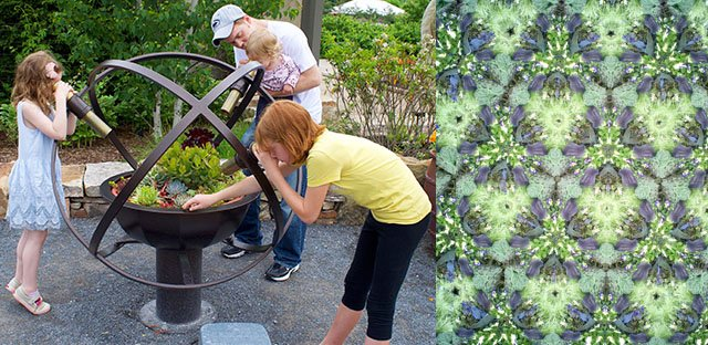 Garden Kaleidoscope At Olbrich >> Art Imitates Nature Isthmus Madison Wisconsin