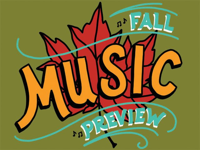Fall Music Preview - Isthmus | Madison, Wisconsin