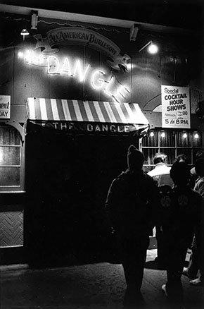 "The Dangle strip club ""The last night"" 12-11-1982"