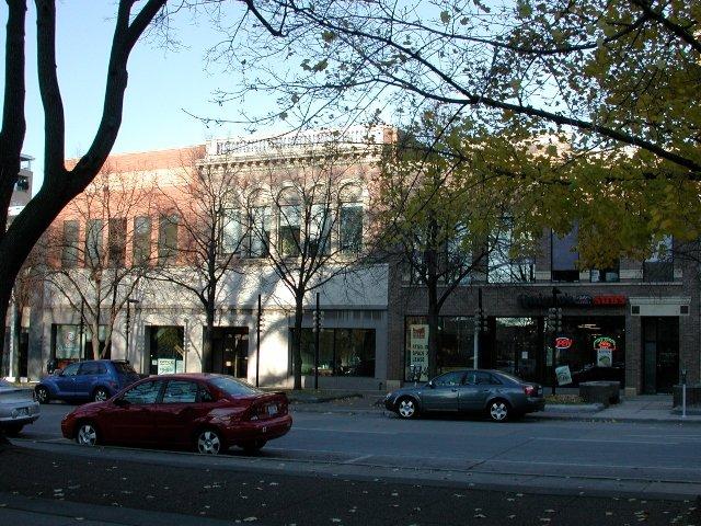 Centre Seven on North Pinckney Street