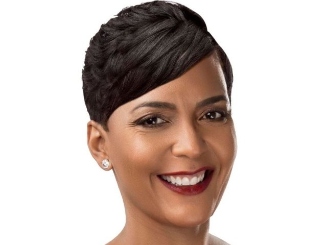Keisha Lance Bottoms - mayor of Atlanta