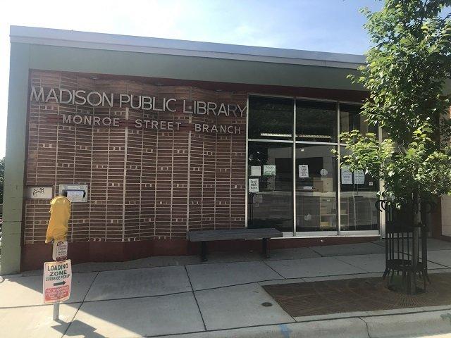 Monroe Street Library